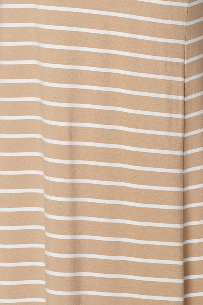 Jerseykleid mit Stillfunktion, LENZING™ ECOVERO™, SAND, detail image number 4