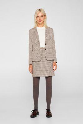 Opaque tights, 50 denier, STONE GREY, detail