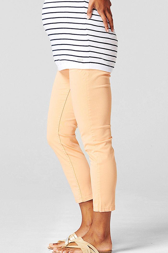 Pants woven, ORANGE DUSK, detail image number 3