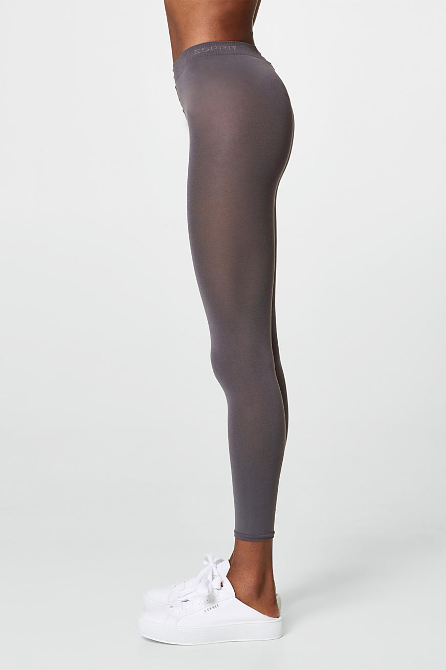 Leggings opaque de longueur pantacourt