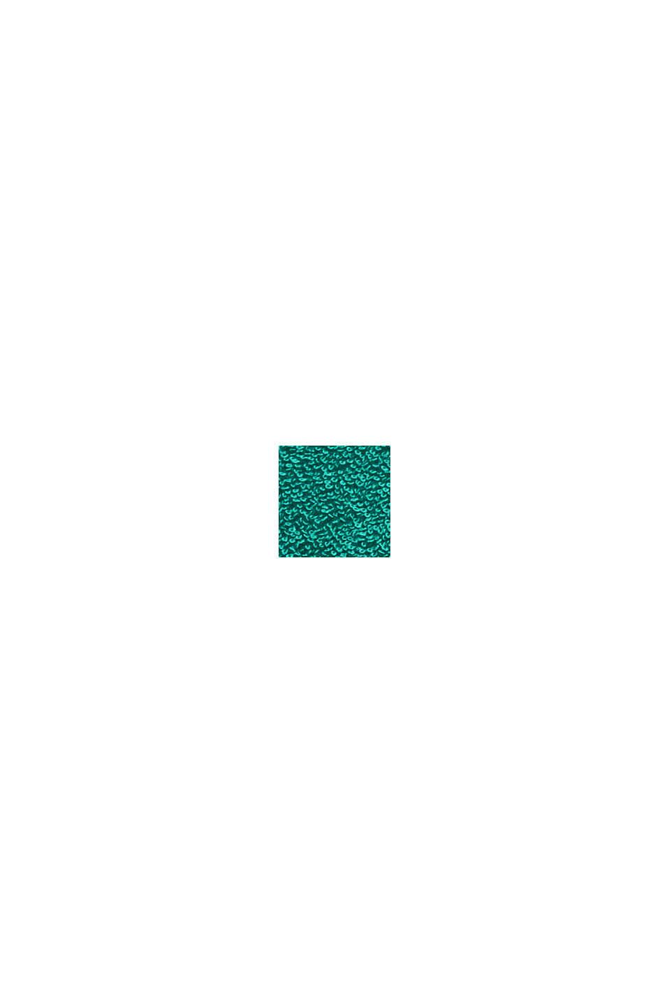 Mit TENCEL™: 3er-Handtuch-Set aus Frottee, OCEAN TEA, swatch