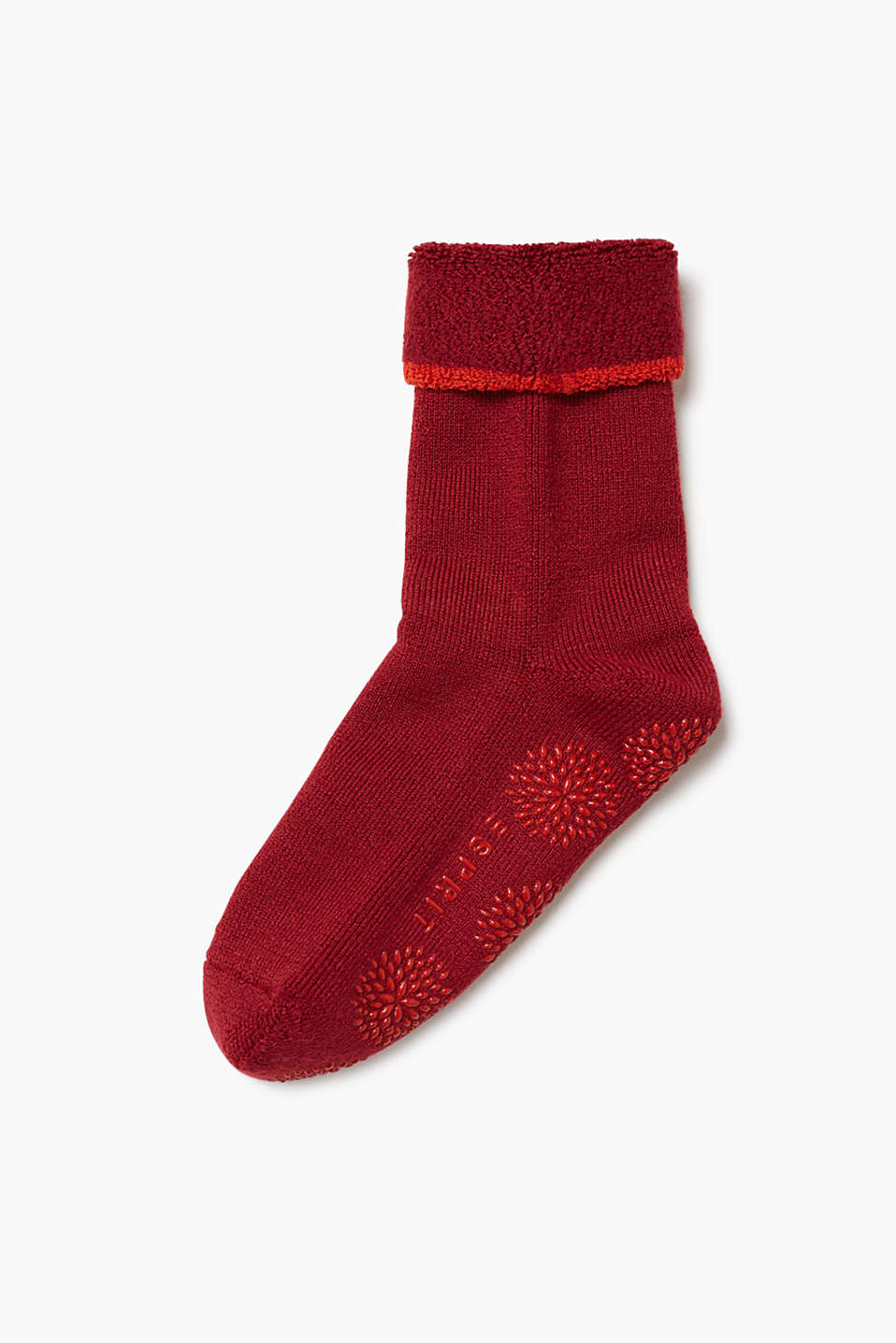 Esprit - Terry cloth socks with stoppers
