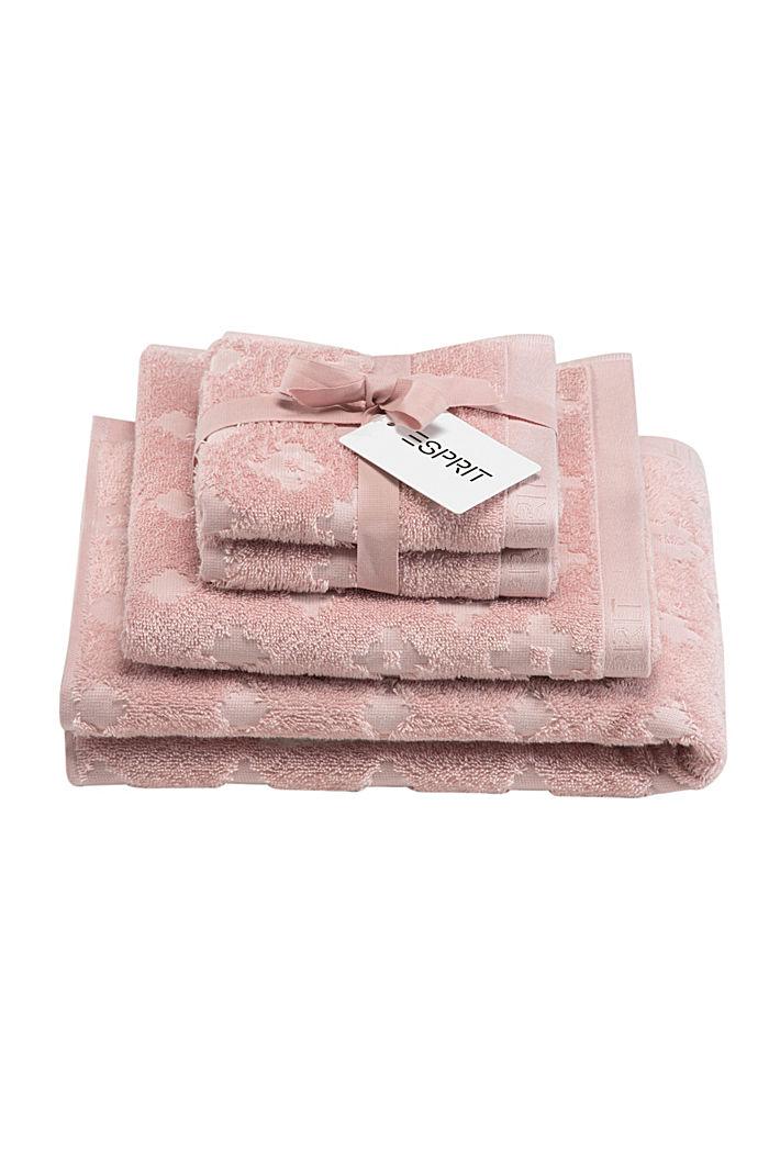 Asciugamano in spugna, 100% cotone