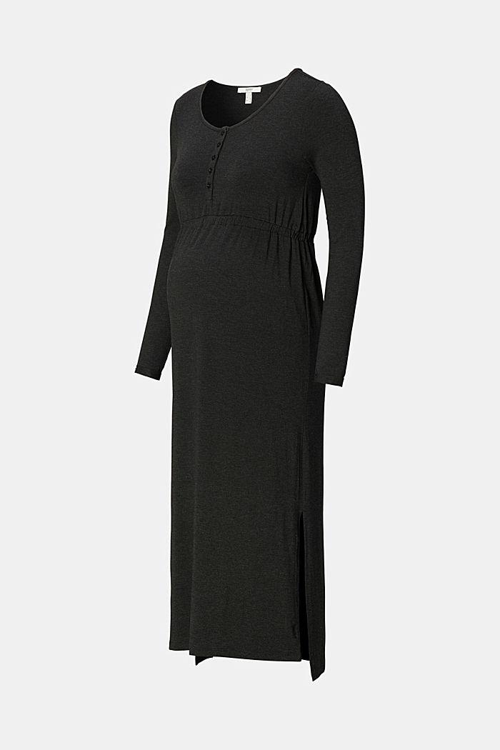 Loungewear-Jerseykleid aus LENZING™ ECOVERO™