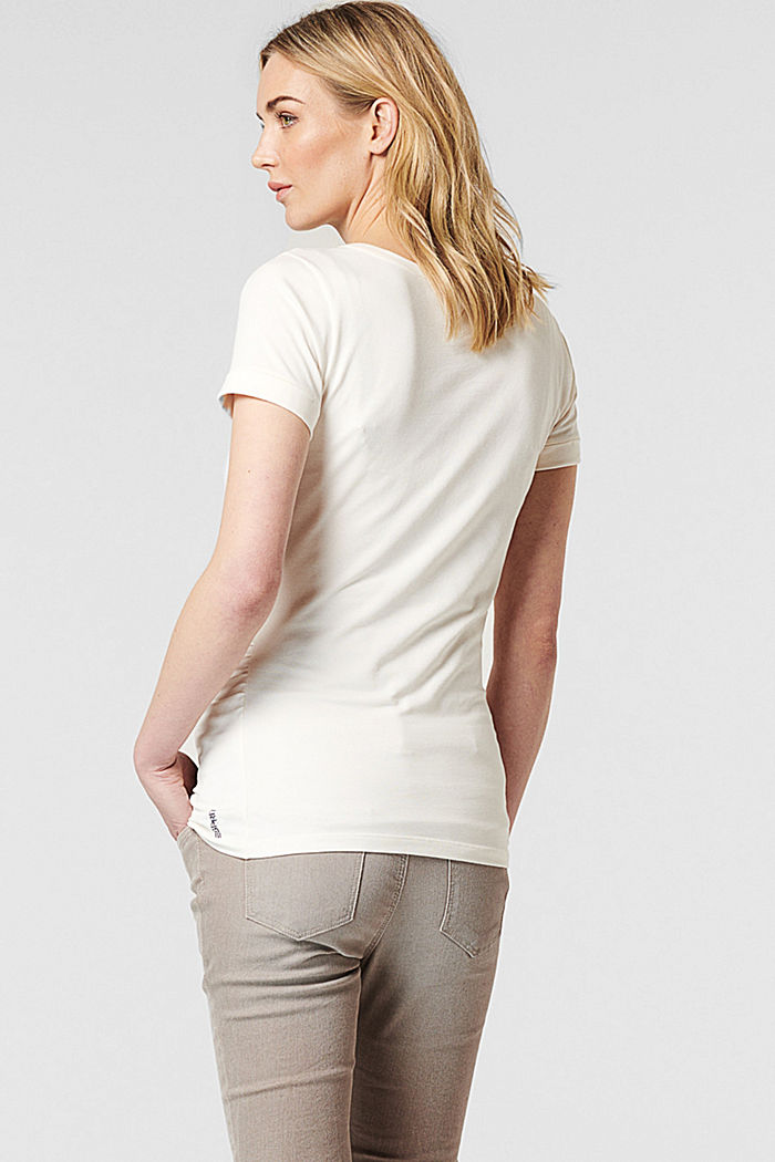 T-Shirts, OFF WHITE, detail image number 1