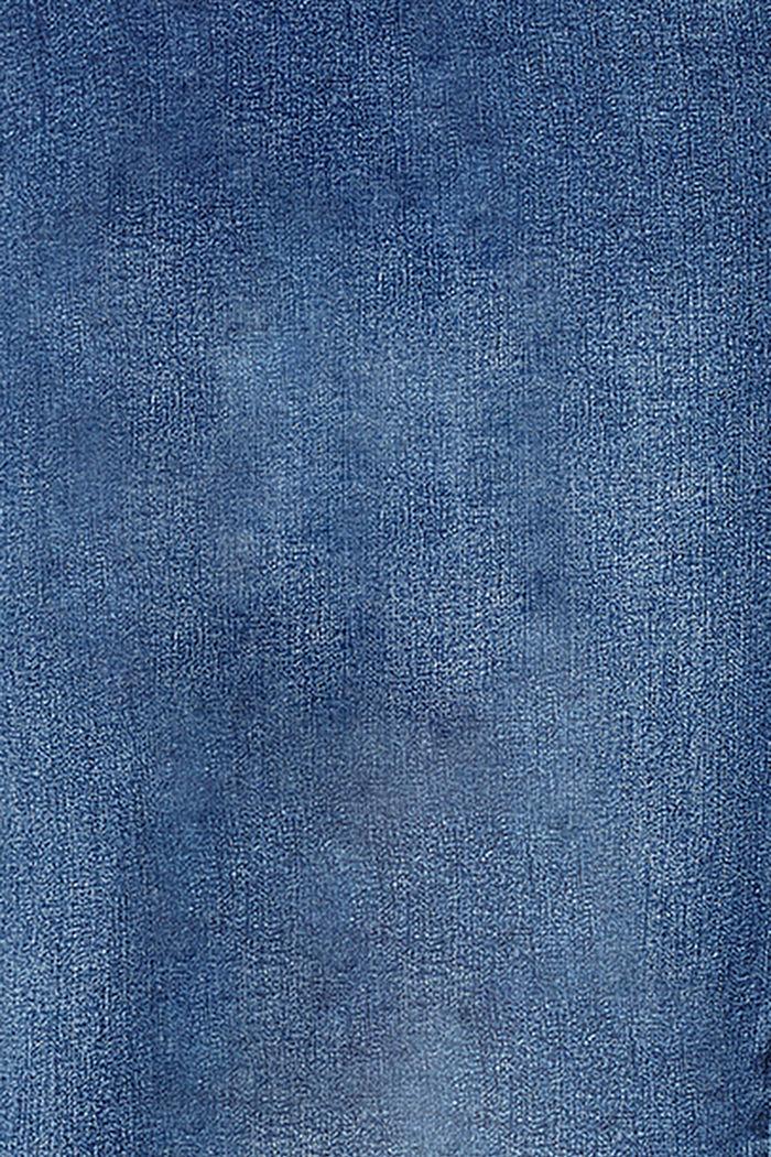 Jean stretch étroit à ceinture de maintien, BLUE MEDIUM WASHED, detail image number 2