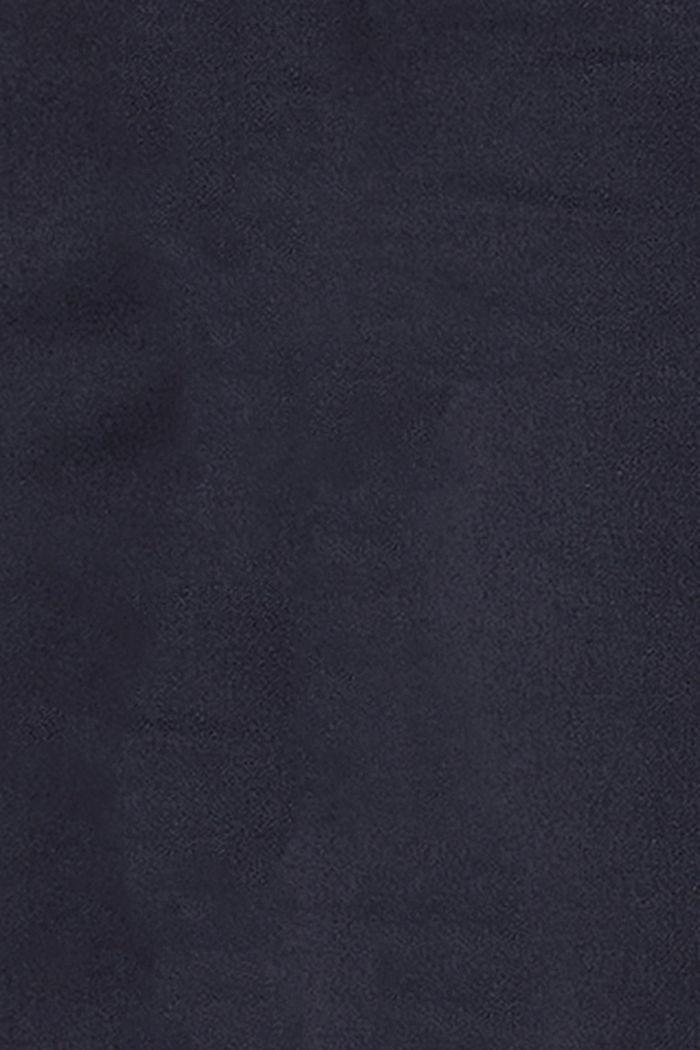 Stretchbyxa med mudd över magen, NIGHT SKY BLUE, detail image number 2