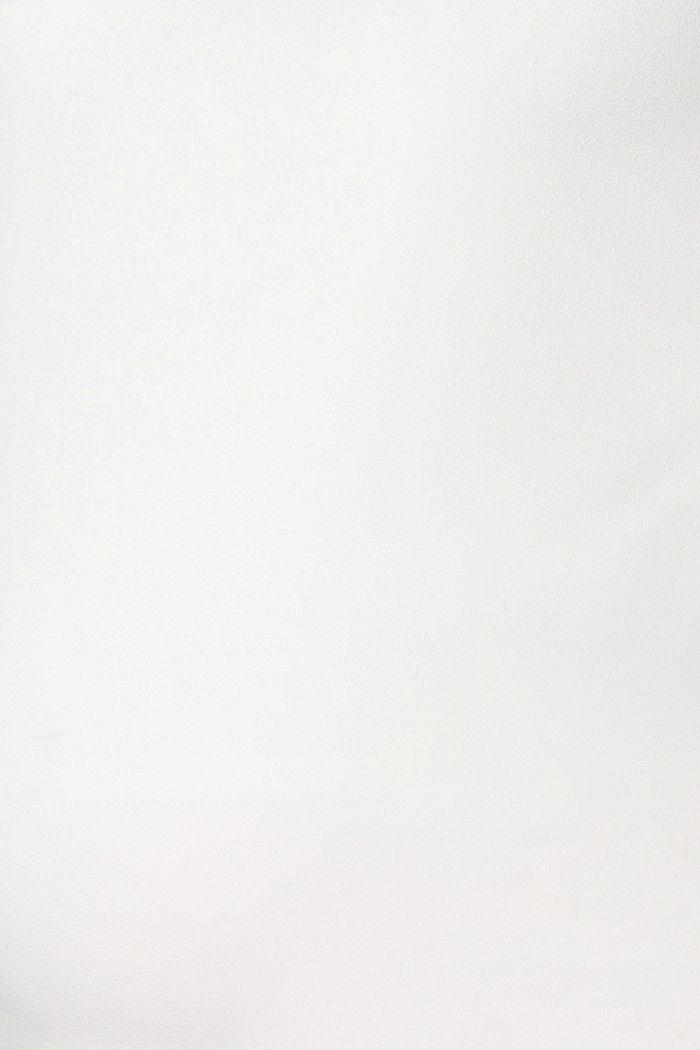 T-shirt à manches longues et imprimé en coton biologique, OFF WHITE, detail image number 1