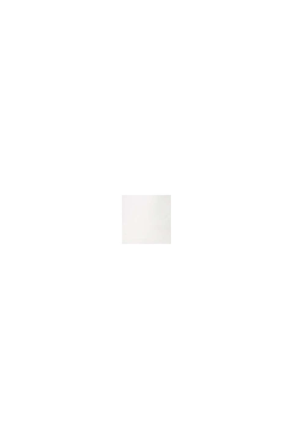 Longsleeve met print van biologisch katoen, OFF WHITE, swatch