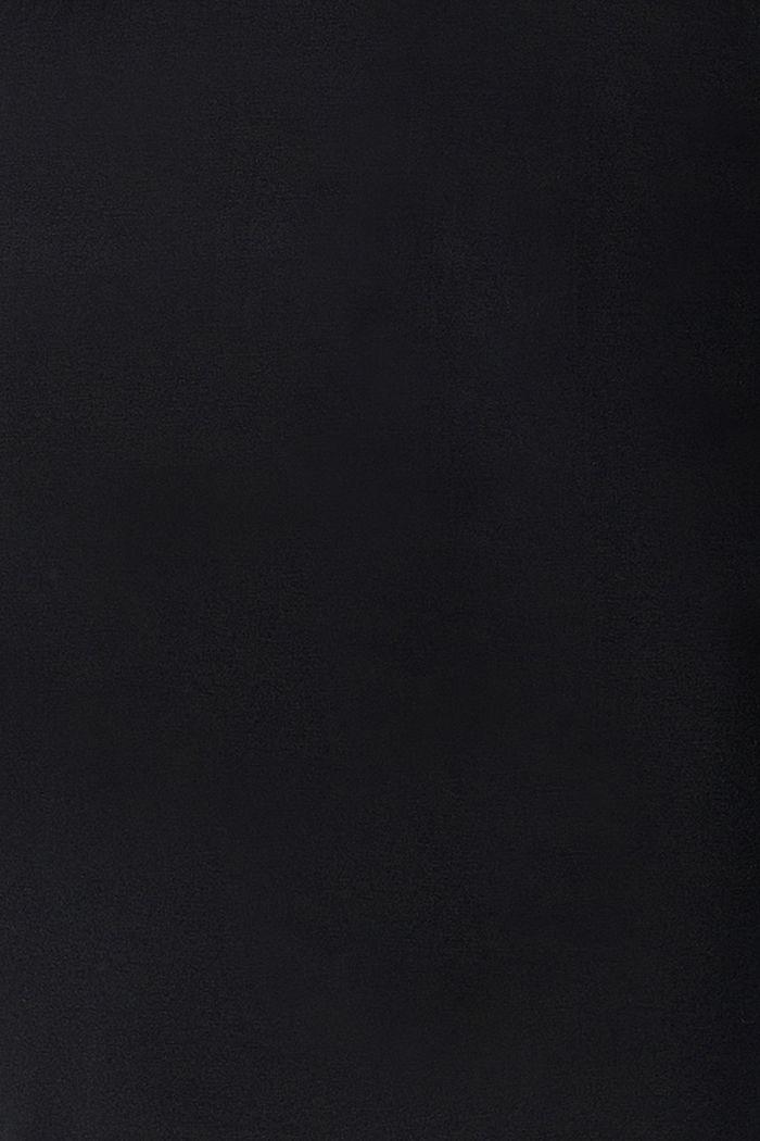Longsleeve mit Stillfunktion, LENZING™ ECOVERO™, BLACK, detail image number 4