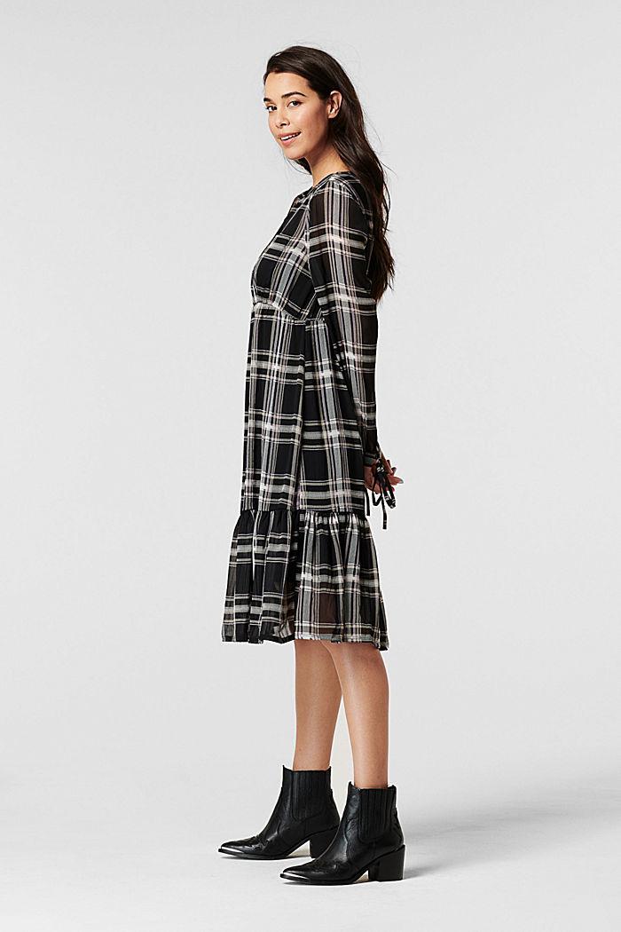 Dresses woven, GUNMETAL, detail image number 1