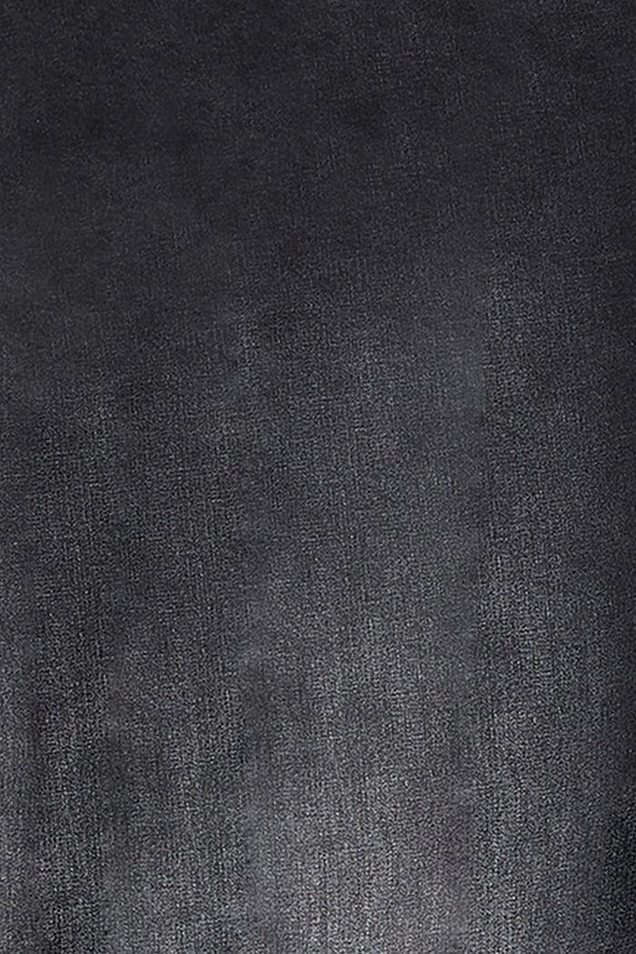 Jean stretch à ceinture de maintien, GREY DENIM, detail image number 2