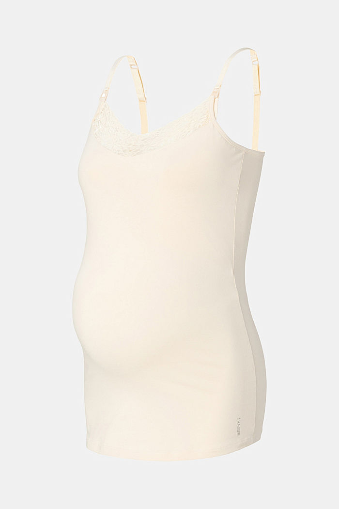 Tops, OFF WHITE, detail image number 6