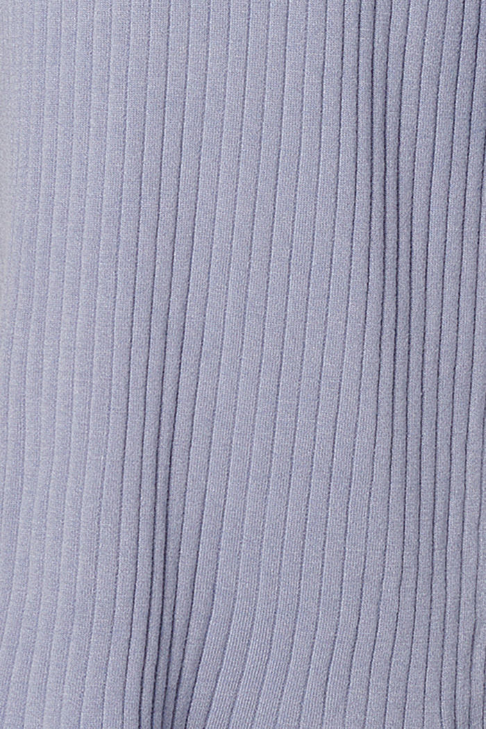 Dresses knitted, GREY BLUE, detail image number 3
