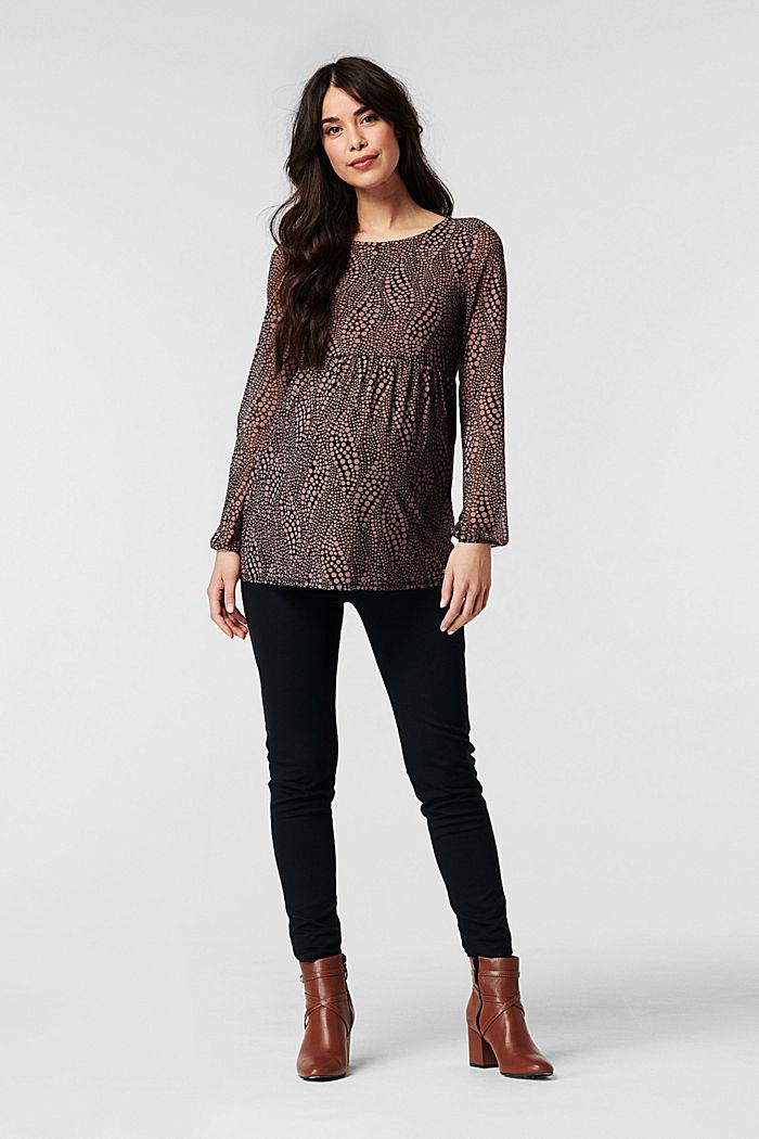 Tregging knitted