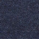 2 paar kniekousen met logo, PETROL BLUE, swatch