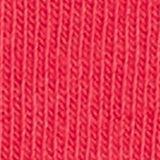Set van twee paar sokken met ingebreid logo, SCARLET, swatch