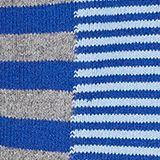 Non-slip socks, DEEP BLUE, swatch