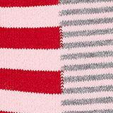 Non-slip socks, ROSE, swatch
