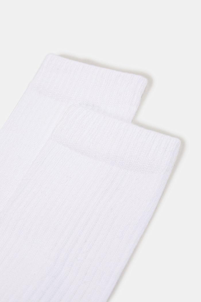 2er-Pack Socken mit Ripp-Struktur