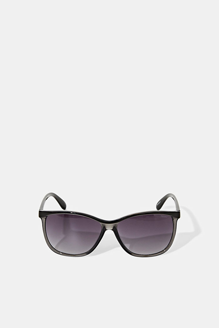 Trendy sunglasses in a mix of colours, GREY, detail image number 0
