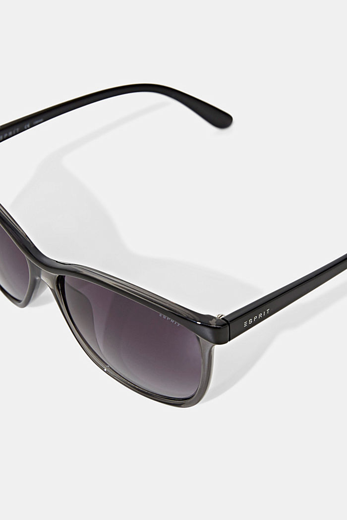 Trendy sunglasses in a mix of colours, GREY, detail image number 2