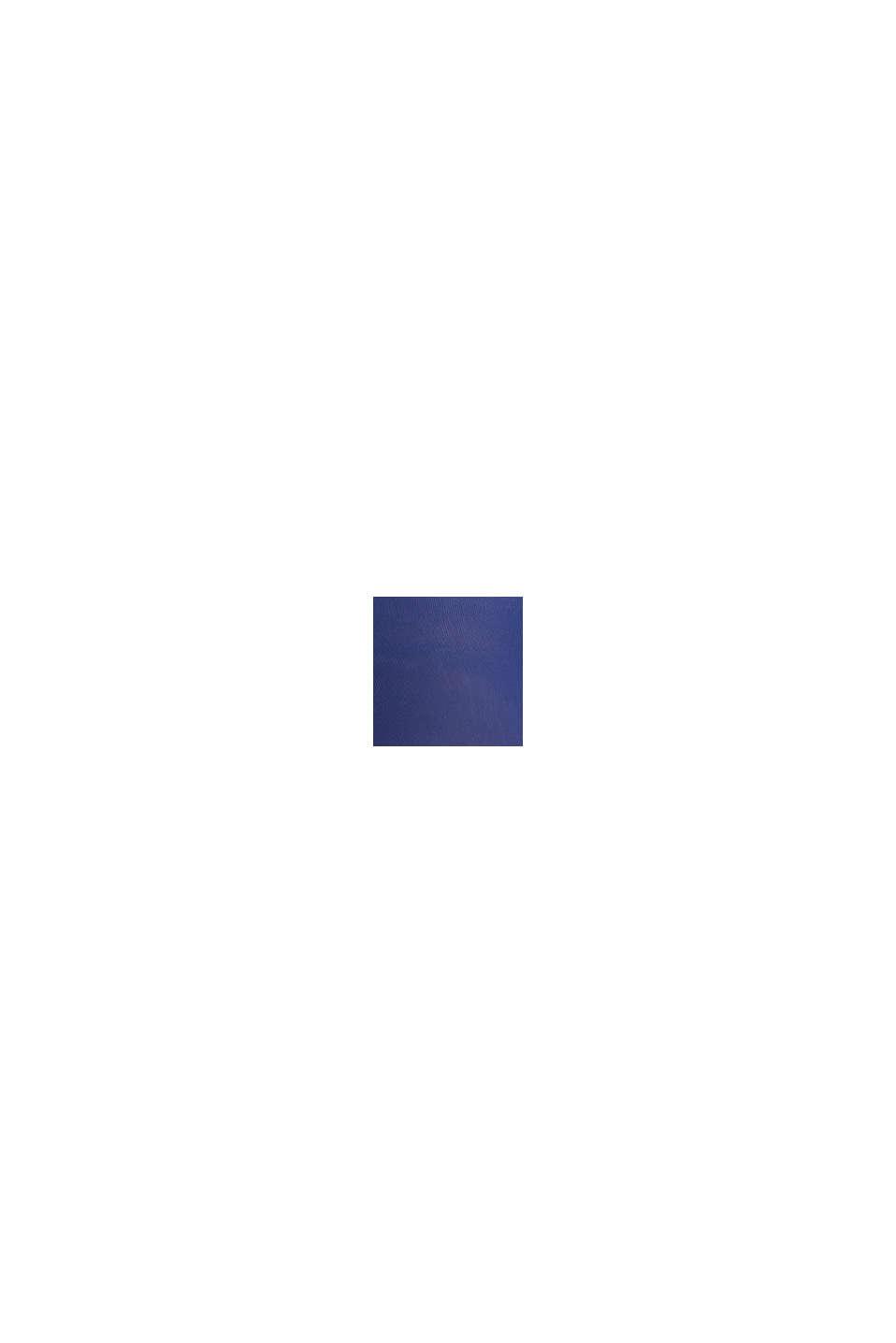 Leggings semiopacos, 50 DEN, DEEP BLUE, swatch