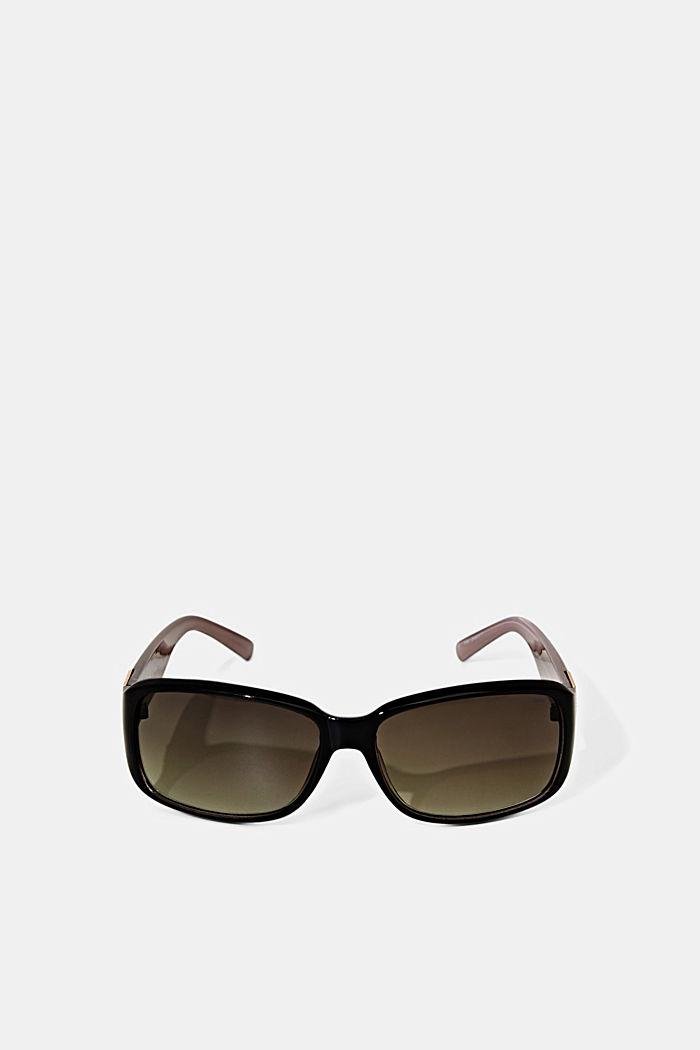 Sunglasses, BROWN, detail image number 0