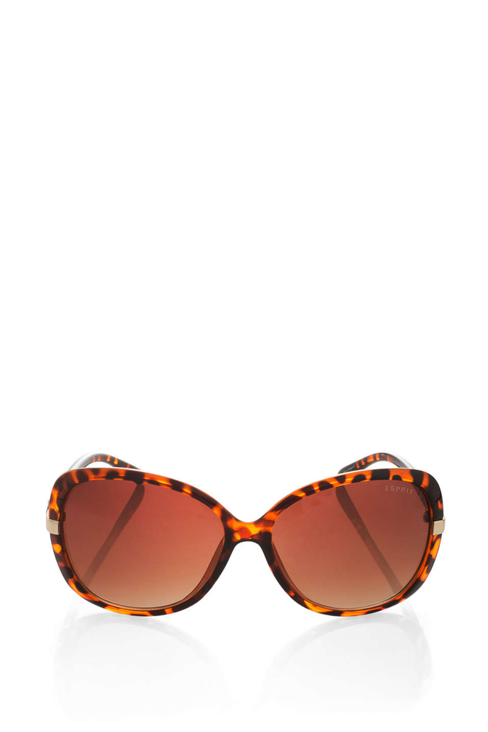 Sunglasses with glitter stones