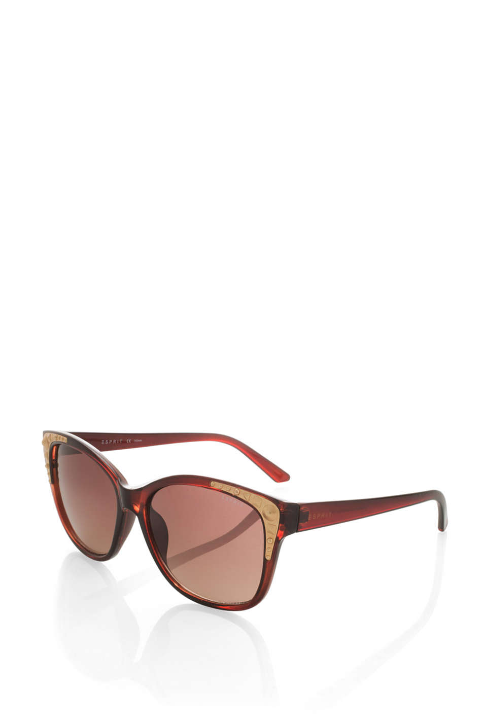 Esprit - Cat eye sunglasses with studs