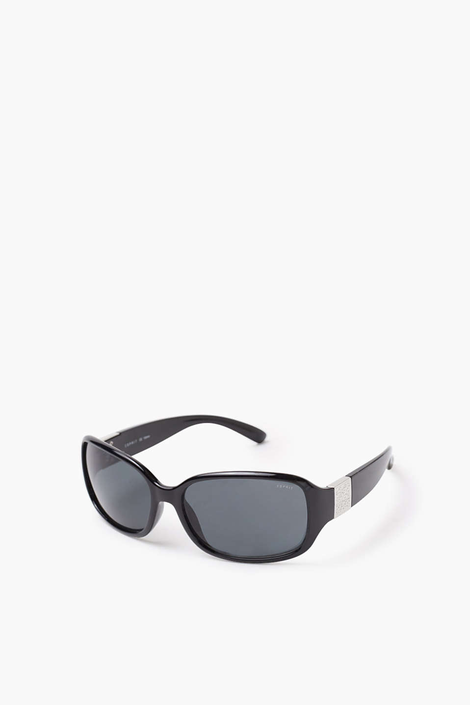Esprit - Distinctive sunglasses with metal trim