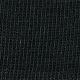 Double pack of socks in a melange look, BLACK, swatch
