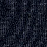 Socken mit Rollbündchen aus Baumwoll-Mix, MARINE, swatch