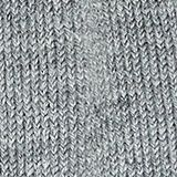 Soft stopper socks with new wool, MEDIUM GREY MELANGE, swatch