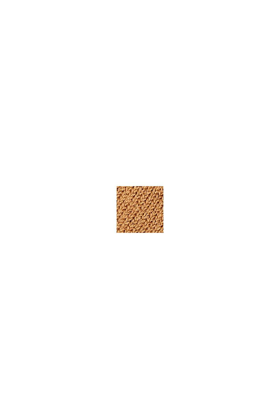 Con lana vergine: morbide calze antiscivolo, DUNE, swatch