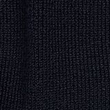 Soft stopper socks with new wool, DARK NAVY, swatch
