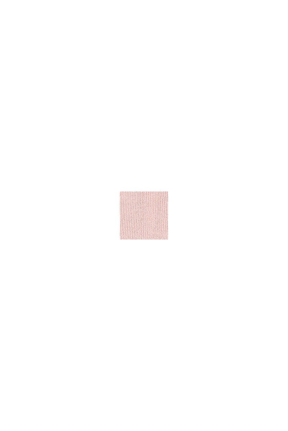 Con lana vergine: morbide calze antiscivolo, ENGLISH ROSE, swatch