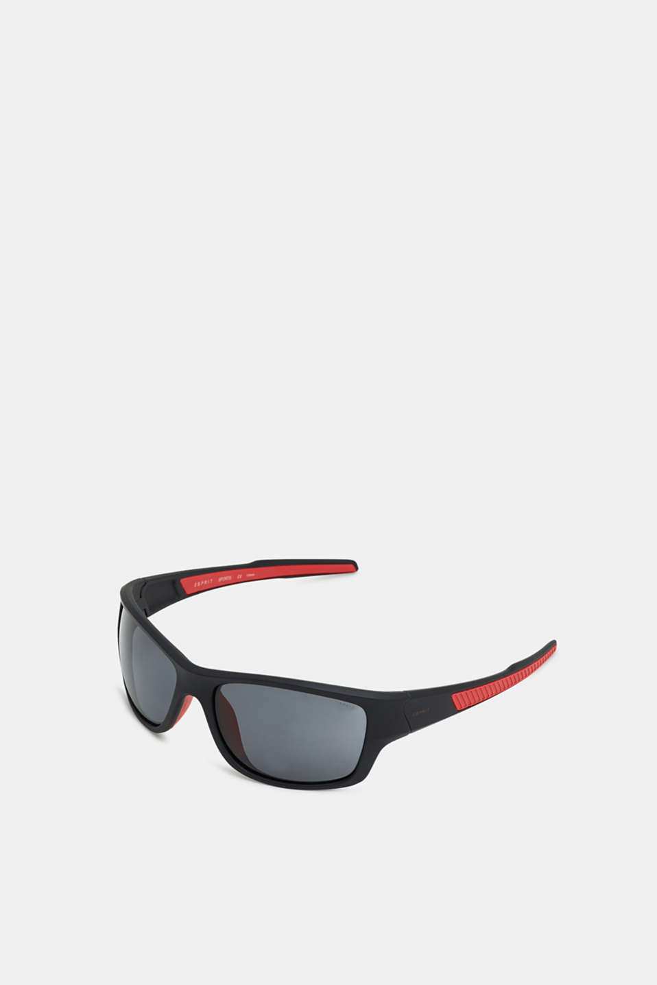 Esprit - Unisex sunglasses with rubberised temples