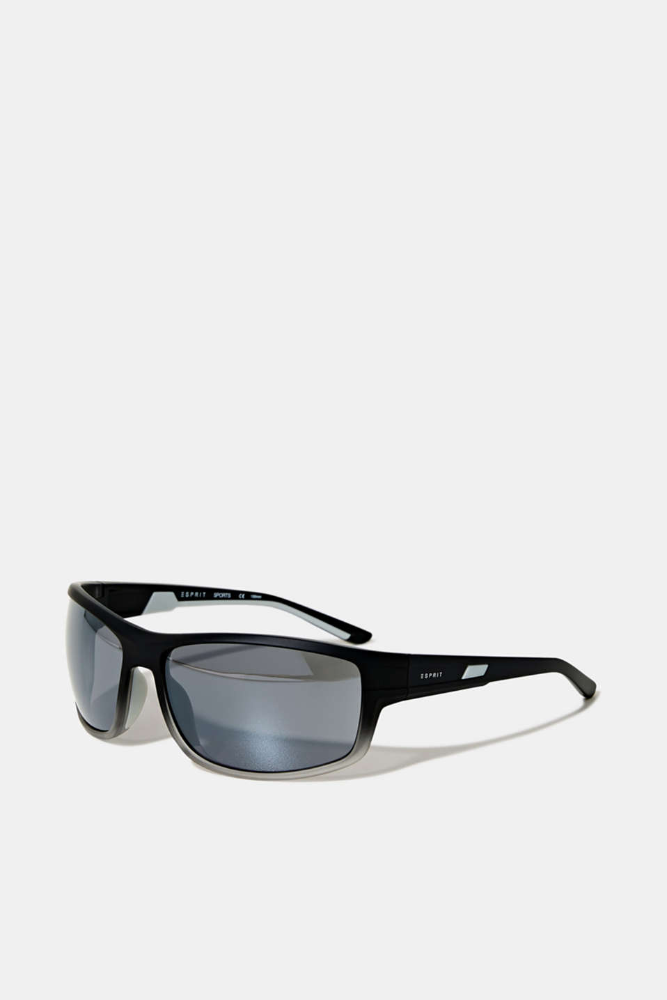 Graduated colour sunglasses, LCBLACK, detail image number 0