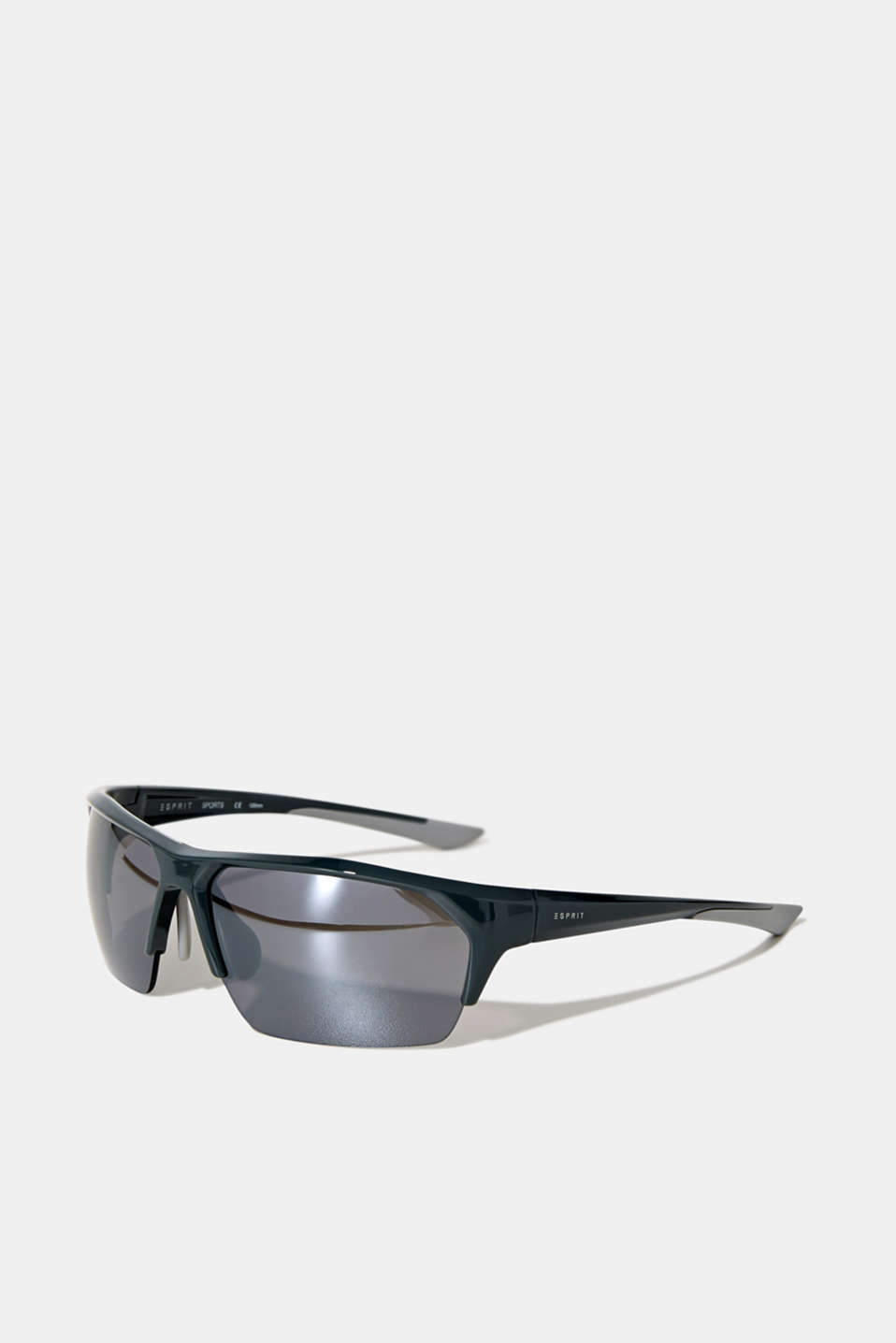 Esprit - Sports sunglasses with mirrored lenses