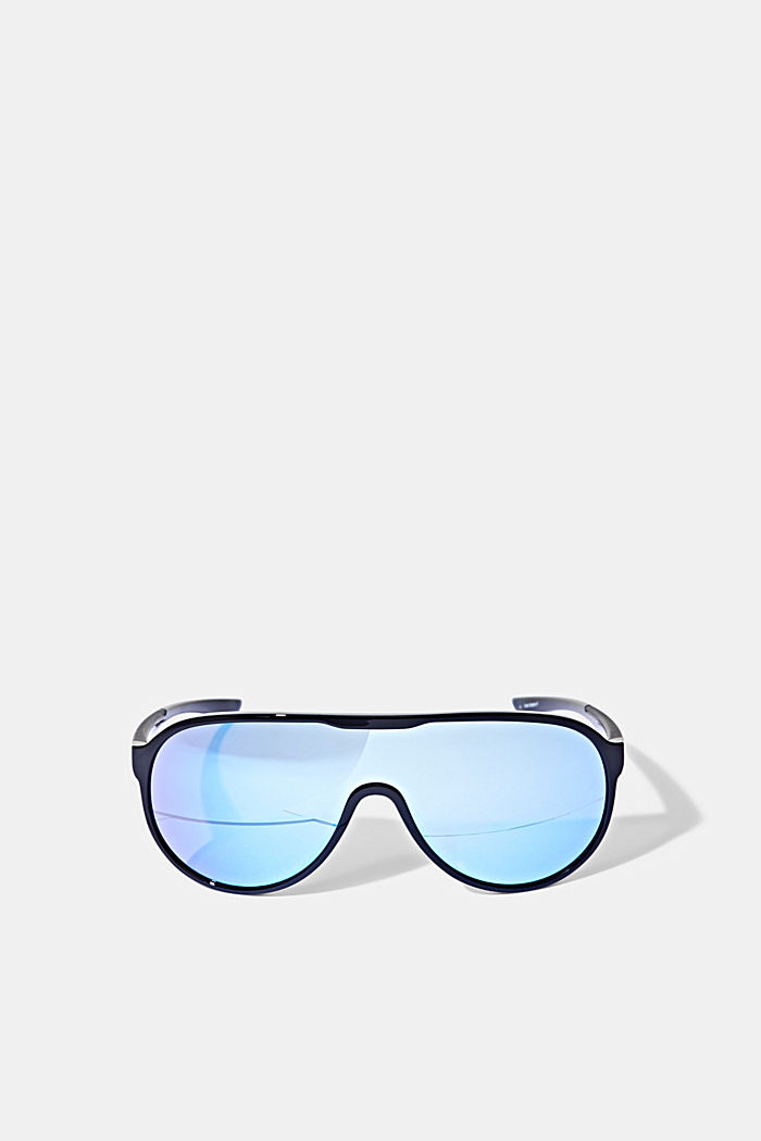 Sport-Sonnenbrille im Shield-Design