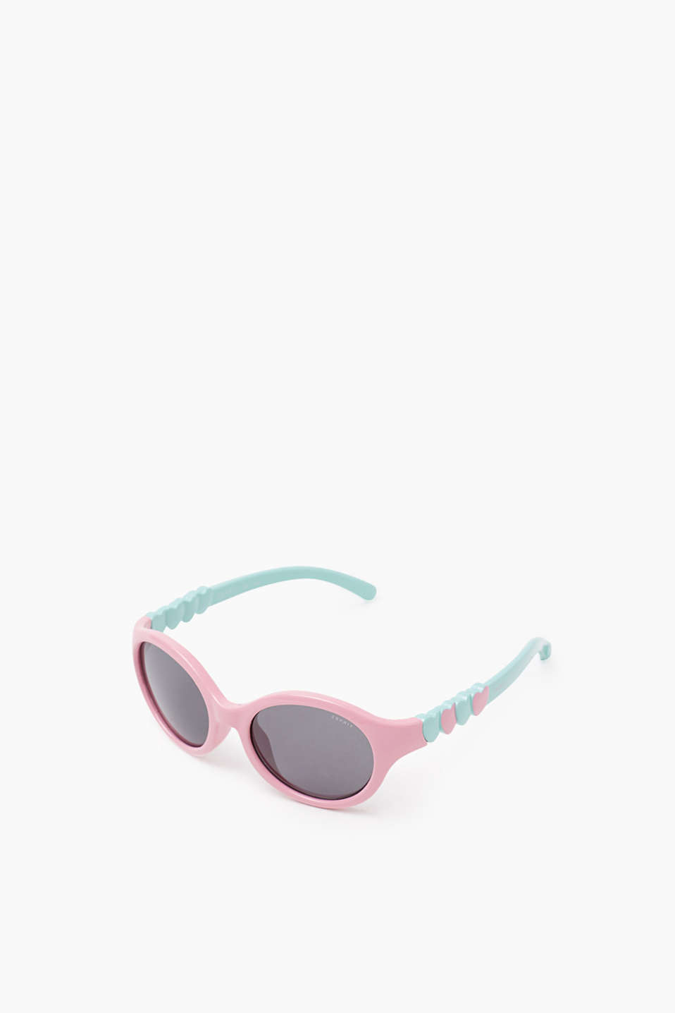 Esprit - Bicolour sunglasses with heart details