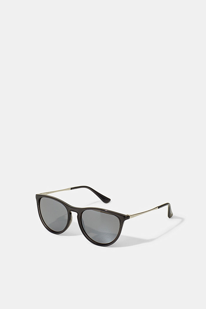 Sunglasses, GREY, detail image number 2
