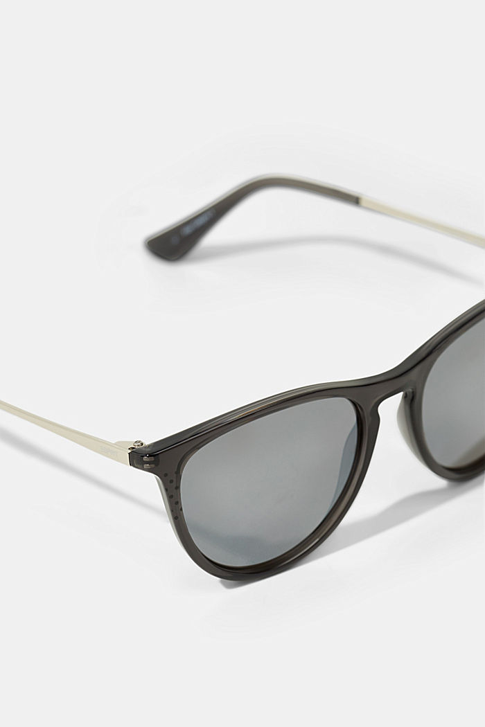 Sunglasses, GREY, detail image number 1