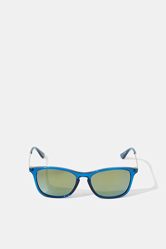 Sunglasses, TEAL BLUE, overview