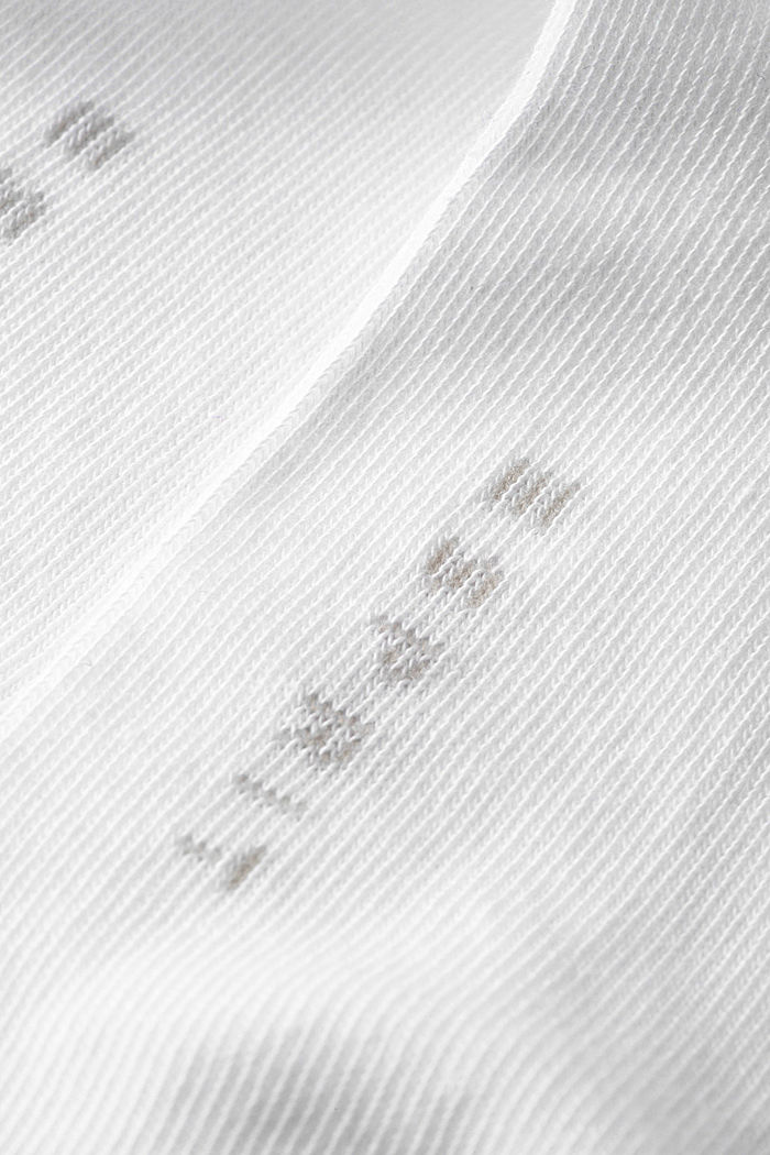 Sneaker socks, WHITE, detail image number 1