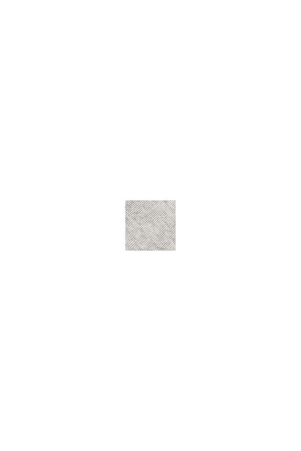 Confezione da cinque di calze in misto cotone, STORM GREY, swatch