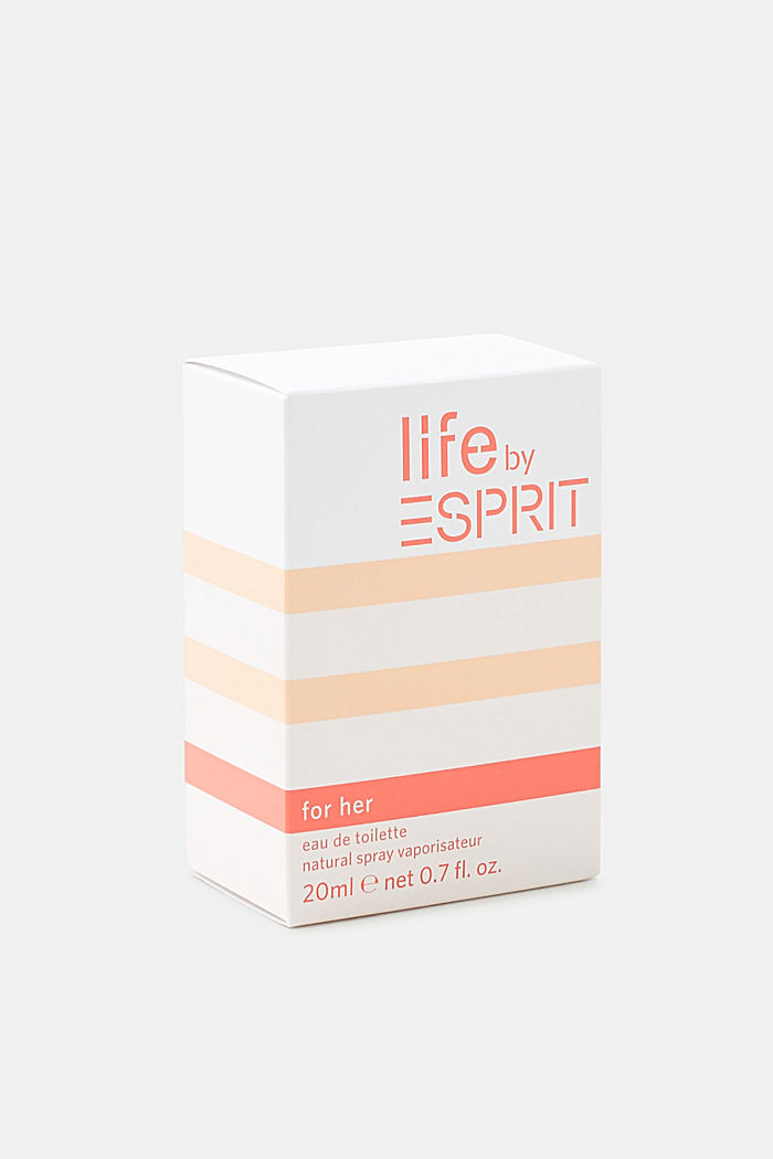 life by ESPRIT Eau de Toilette, 20 ml, ONE COLOUR, detail image number 1