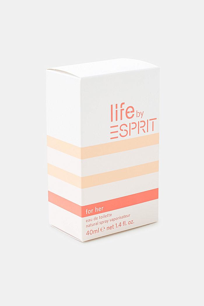 life by ESPRIT Eau de Toilette, 40 ml, ONE COLOUR, detail image number 1