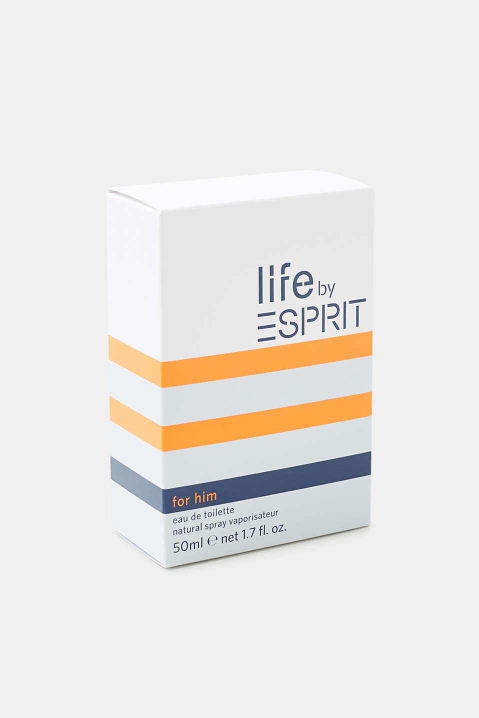Eau de Toilette life by ESPRIT for him, 50 ml